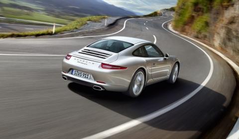 Porsche Driving Experience Winter 2011/2012 01