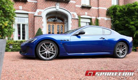 Road Test Maserati GranTurismo MC Stradale 01