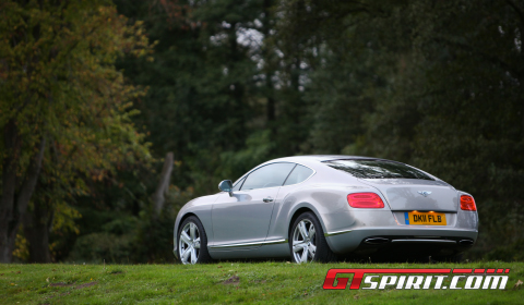 Road Test New Bentley Continental GT 03