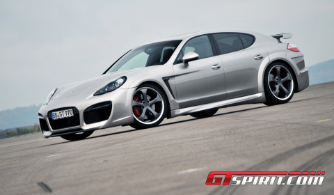 Road Test TechArt Panamera Turbo GrandGT 01
