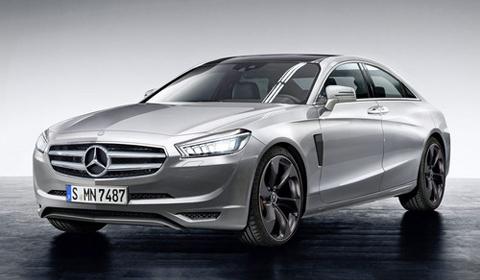 Mercedes E-Class Superlight Planned