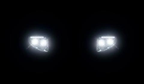 Teaser New Ginetta GXX Sports Car