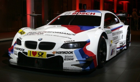 This is the 2012 BMW M3 DTM with M Performance Outfit