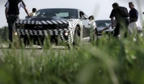 Video 2012 Chevrolet Camaro ZL1 24-hour Track Endurance