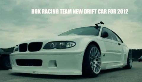 Video 2012 HGK Racing Team New Drift Car