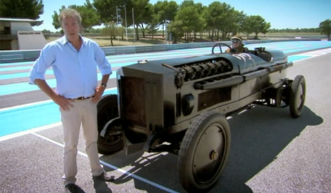 Video Jeremy Clarkson Releases Trailer New 'Powered Up' DVD