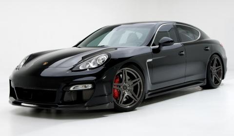 Goodfellas Auto : Very Rare Salt Black 2012 Porsche Panamera Turbo ...