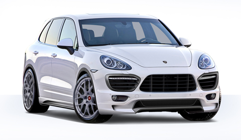 Vorsteiner Program for Porsche Cayenne 958