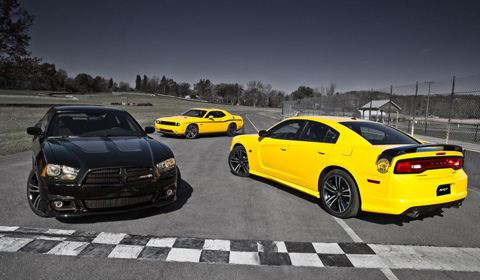 Official: 2012 Dodge Yellow Jacket and Super Bee
