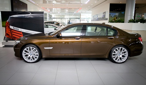 BMW 7 Series UAE Edition