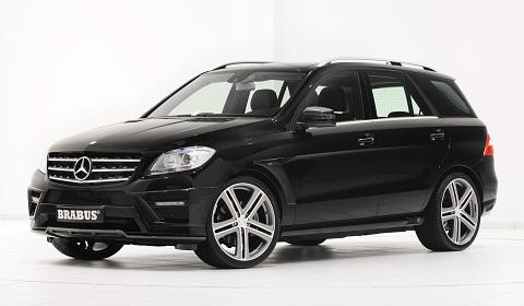 Brabus Mercedes M Class