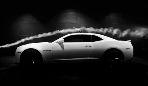 Aerodynamic Testing of the Chevrolet Camaro ZL1