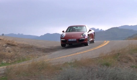 Chris Harris Porsche 991 Review