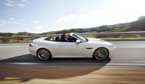 Jaguar Sells All US XKR-S Convertibles