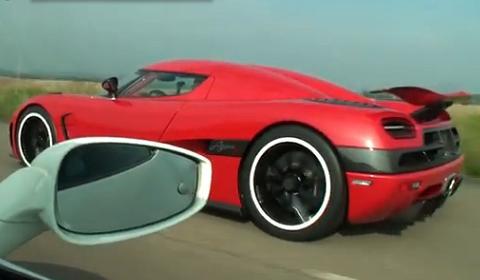 Koenigsegg Agera R vs Ferrari 458 Italia