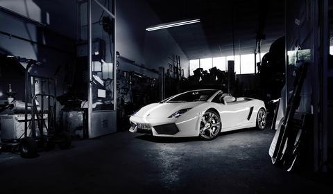 Lamborghini LP 560-4 Spyder