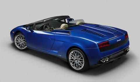 Official Lamborghini Gallardo Lp 550 2 Spyder Gtspirit
