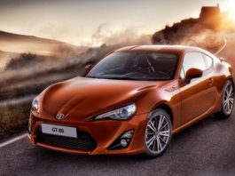 Official Toyota GT-86