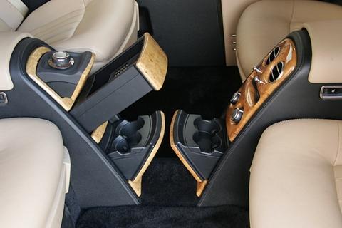 Stretched Rolls Royce Phantom EWB