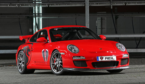 Official: Porsche GT3 by REIL Performance