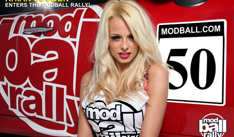 Modball Rally Europe Girls Competition