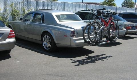 Exotic Cars With Bike Racks Gtspirit