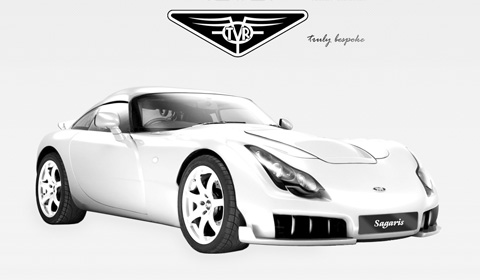 TVR is Back in Business