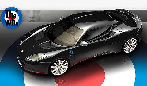 The Who Lotus Evora S Designed By Roger Daltrey