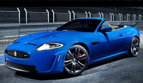 Jaguar XKRS Convertible