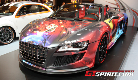 ABT Sportsline at Essen Motor Show 2011
