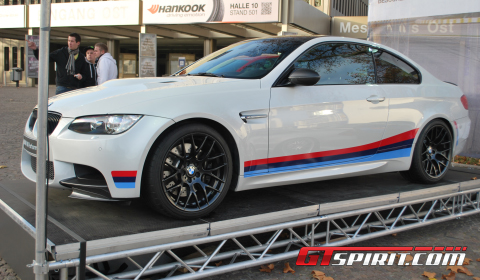 BMW Performance at Essen Motor Show 2011