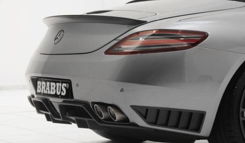 Brabus SLS AMG Roadster Teaser