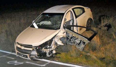Car Crash First Porsche 911 GT3 RS 4.0 Wrecked near Nurburgring 02