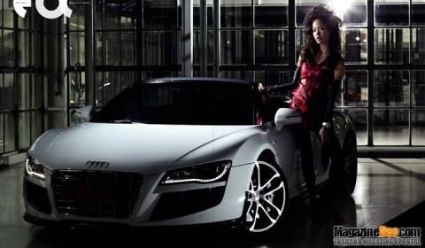 Cars & Girls Pim Hongsapan & ABT Audi R8 Spyder