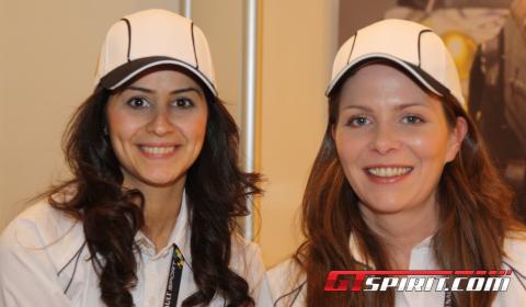 Essen Motor Show 2011 Girls Part 3