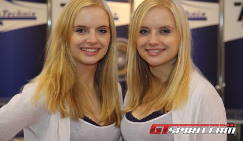Essen Motor Show 2011 Girls Part 1