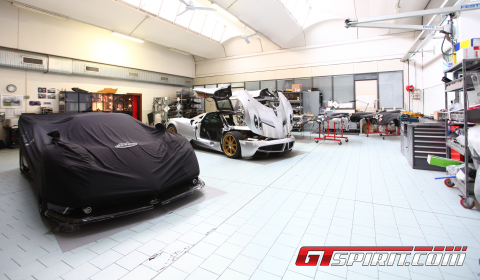 Factory Visit Pagani Automobili Headquarters 01