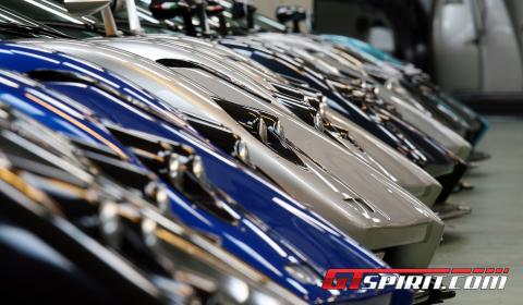 Factory Visit Pagani Automobili Headquarters 02