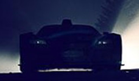 Teaser: New Gumpert Supercar