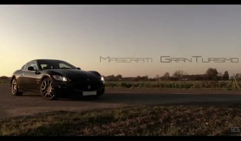 Video Maserati GranTurismo by The Supercar Spotter
