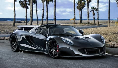 Official 2013 Hennessey Venom GT Spyder