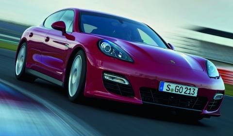 Official 2013 Porsche Panamera GTS