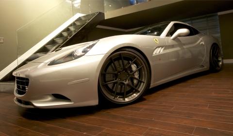 Official DMC 3S Ferrari California