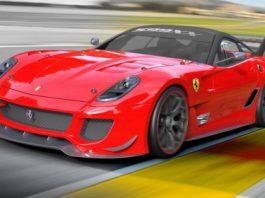 Official Ferrari 599XX Evolution Pack