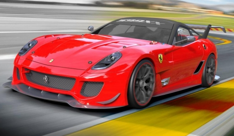 Official Ferrari 599XX Evolution Pack