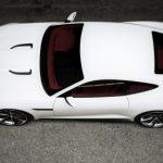Official Jaguar C-X16 Concept in White