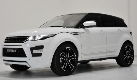 Official Range Rover Evoque by Startech