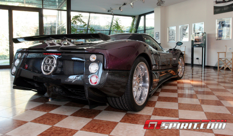 Photo Of The Day Pagani Zonda F Roadster (Number 25 of 25)