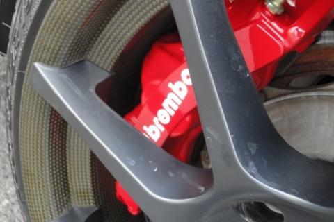 Porsche Cayman S with Carrera S 3.8 Liter Engine 01