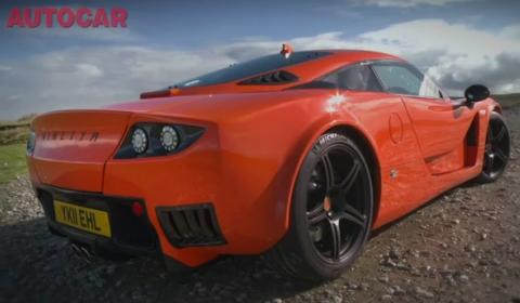Video Autocar Tests Ginetta G60